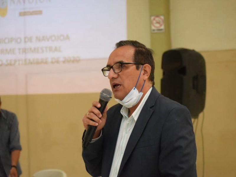 Por mayoría, Cabildo aprueba la cuenta trimestral de Navojoa