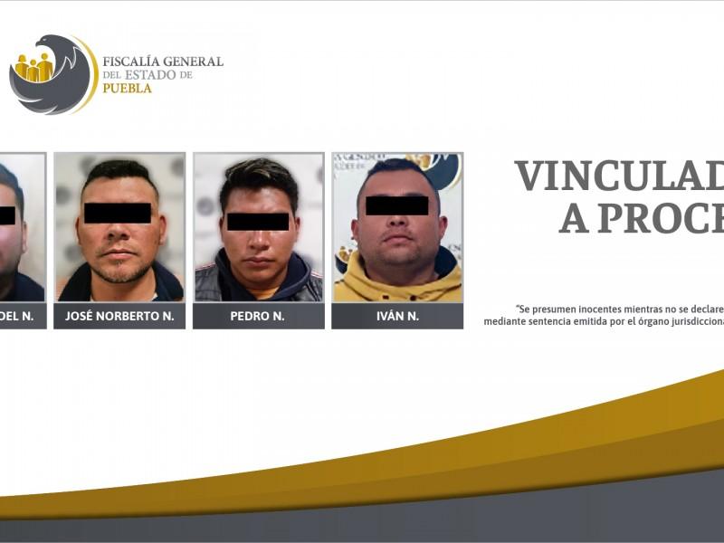 Por millonario robo a casa habitación, cuatro hombres en prisión