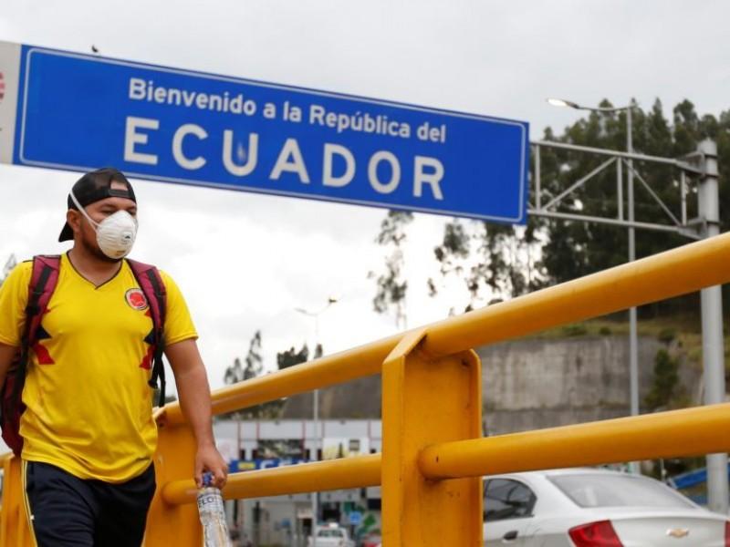 Por nueva cepa Covid-19, Ecuador decreta estado de excepción