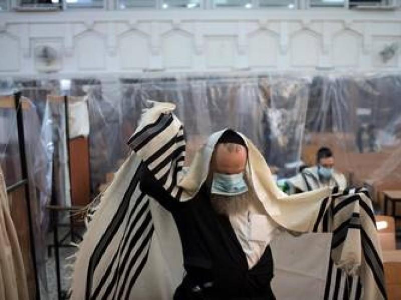Por nuevos focos de infección Covid-19, Israel ordena nuevo confinamiento