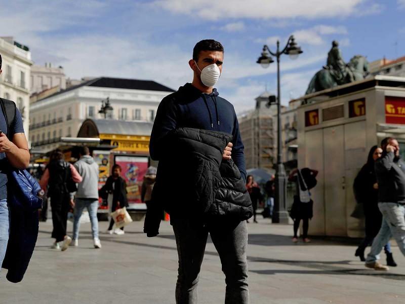 Por nuevos focos de infección, Madrid amplía restricciones de movilidad