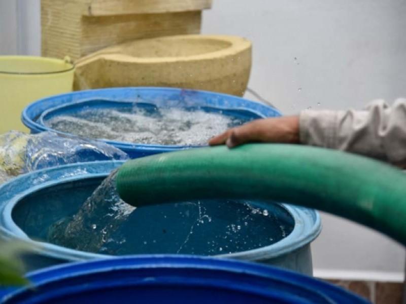 Por obras de SIOP, 6 colonias de Zapopan sin agua