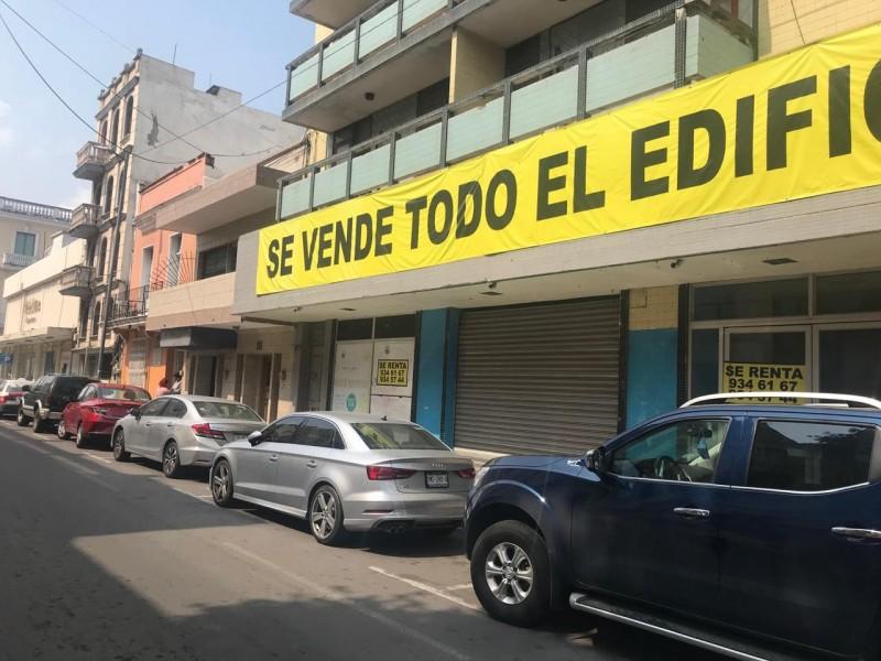 Por pandemia algunos comerciantes pasaron a la informalidad en Veracruz