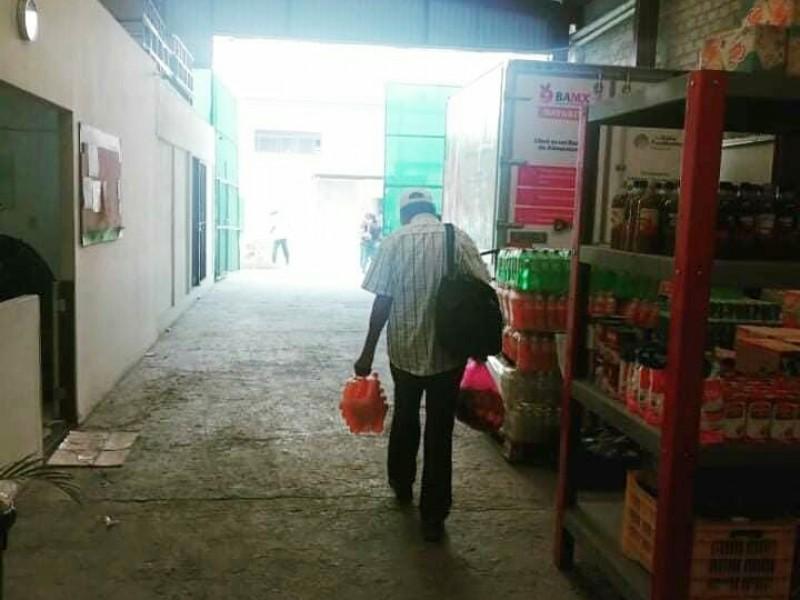 Por pandemia bajan 40% aportaciones a Banco de Alimentos Nayarit