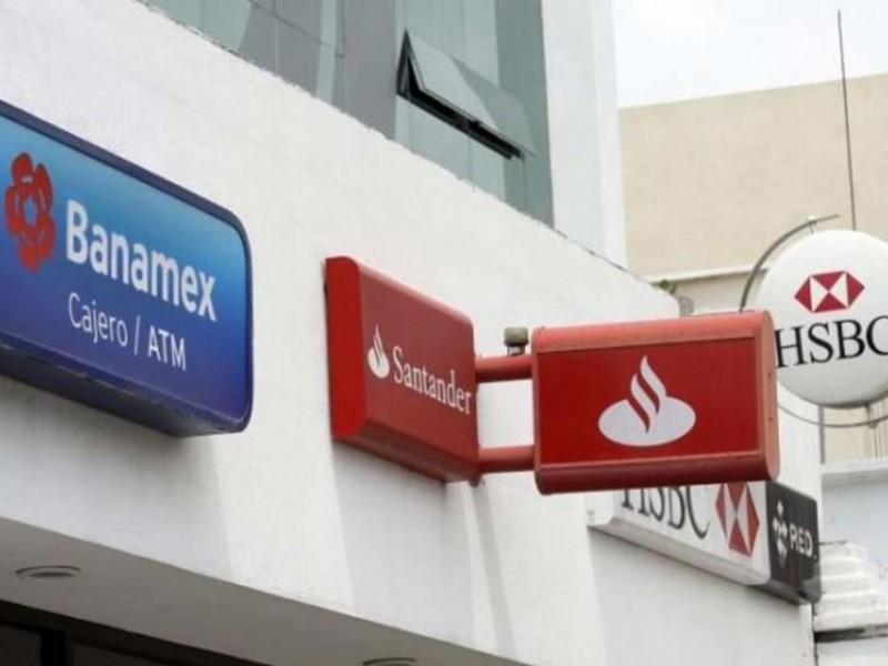 Por pandemia, cierran 867 sucursales bancarias en el país