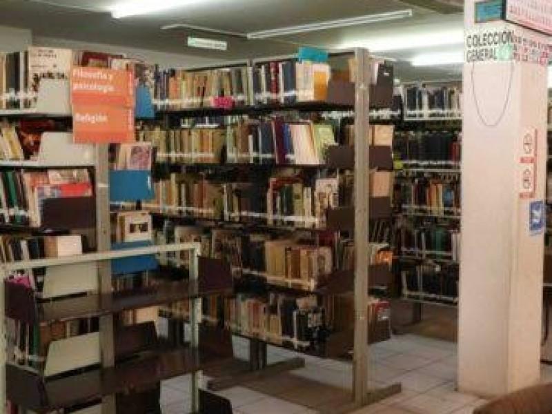 Por pandemia, continúa cerrada la Biblioteca Pública de Zamora