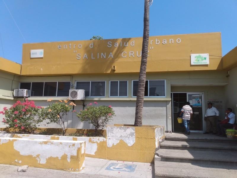 Por pandemia disminuye número de pacientes controlados en Salina Cruz