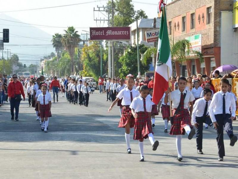 Por pandemia no habrá desfile conmemorativo de la Revolución Méxicana