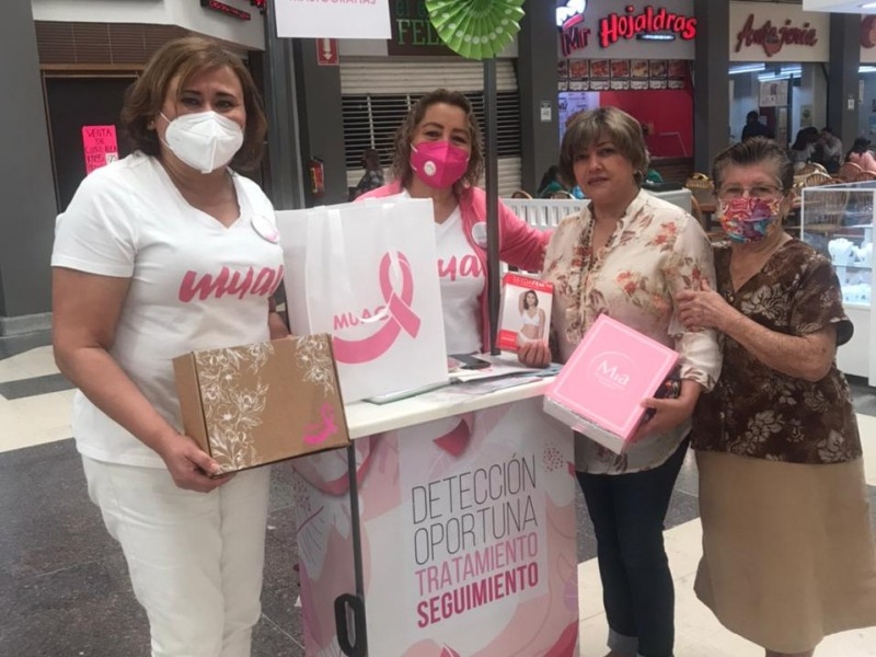 Por pandemia podrían incrementar casos de cáncer de mama