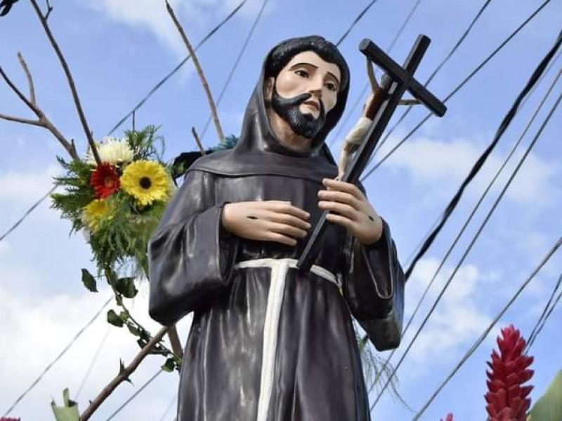 Por pandemia suspenden fiestas patronales en Ixtlán de los Hervores