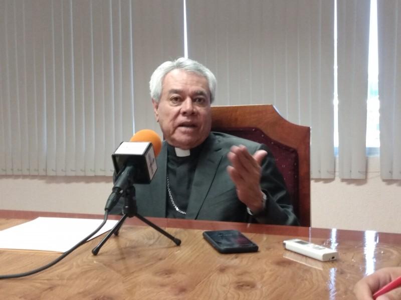 Por prevención, suspende iglesia celebraciones públicas