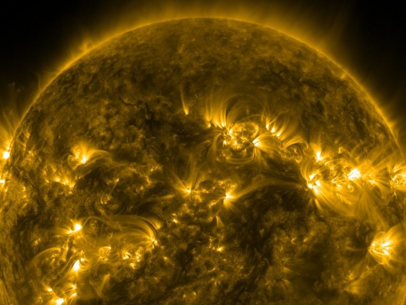 Por primera vez, miden a detalle campo eléctrico del Sol