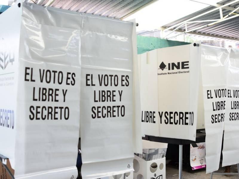 Por quema de material electoral, no instalaron todas las casillas