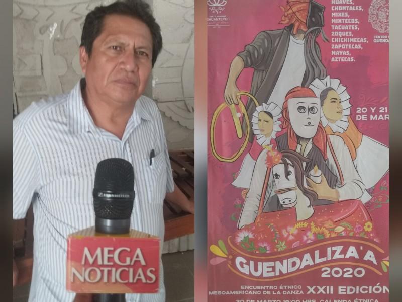 Por recomendaciones del sector salud, comité organizador suspende Guendaliza'a 2020