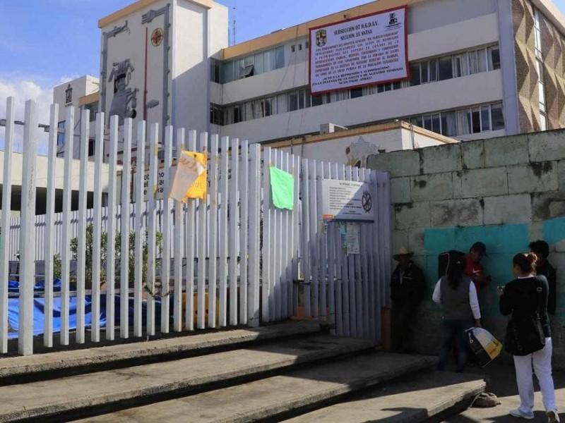 """Por renuncia de personal en """"Hospital Covid"""", apoya nosocomio estatal"""