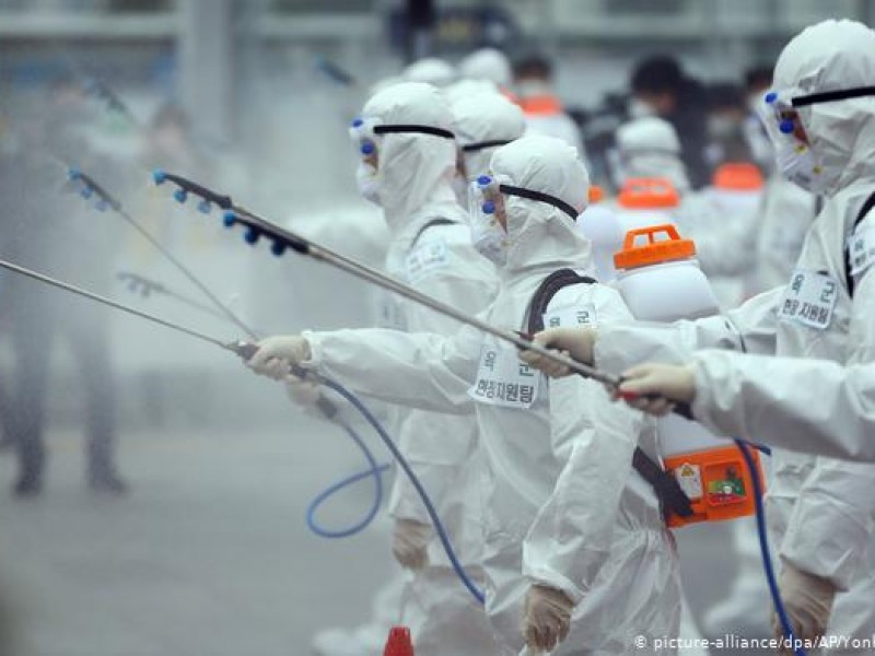 Por repunte de contagios, Corea del Sur impone medidas restrictivas