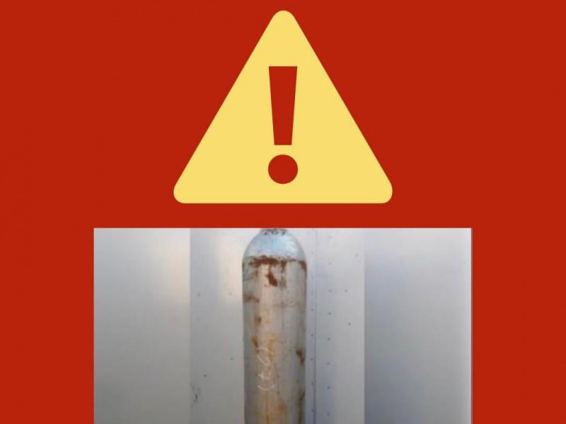 Por robo de gas.-cloro en Zapopan, emite alerta PC Nayarit