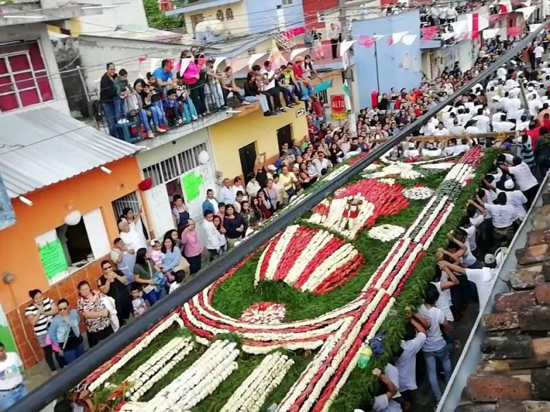 Por segundo año suspenden fiestas de San Jerónimo en Coatepec