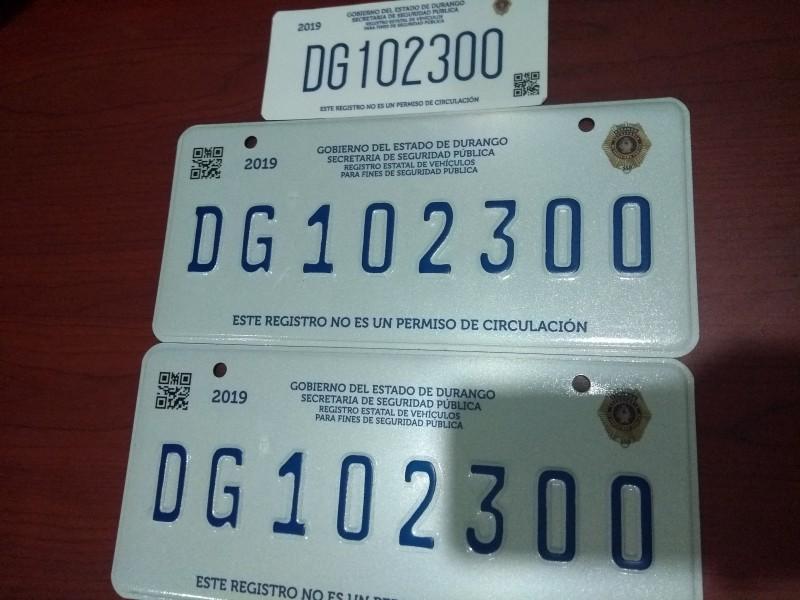 Por seguridad registrarán vehículos extranjeros