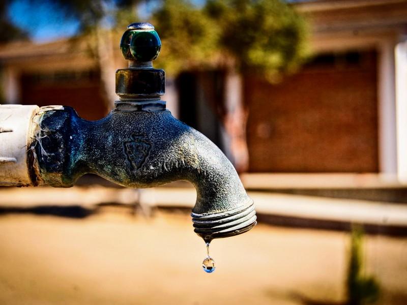 Por sequía, se agudiza desabasto de agua potable en Zamora