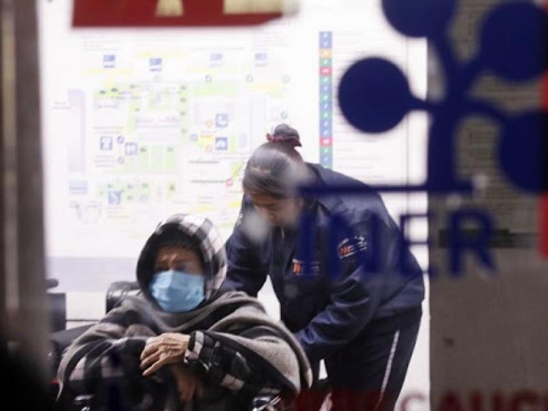 Por sospecha de Covid-19, una persona es hospitalizada en INER