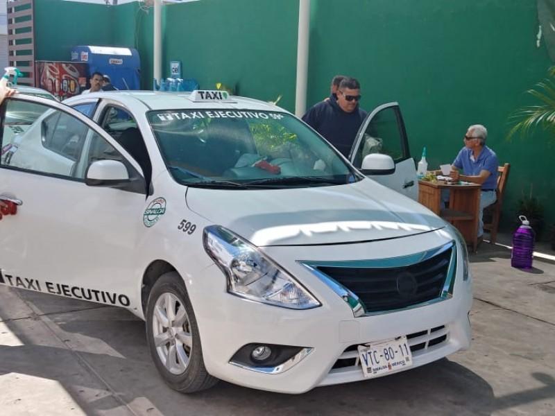 Por temor, 50 taxistas han abandonado la actividad en LM