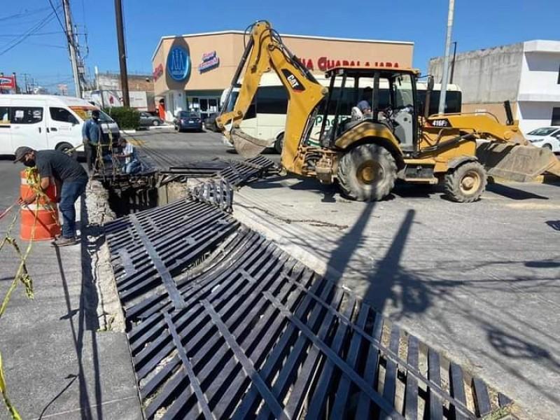 Por trabajos de reparación será cerrada Avenida Rey Nayar