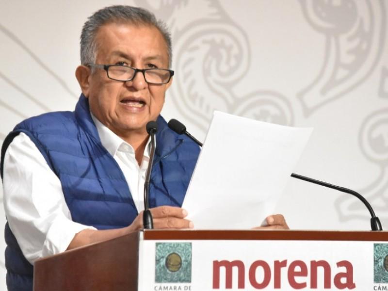 Por violación equiparada, diputado Saúl Huerta es vinculado a proceso