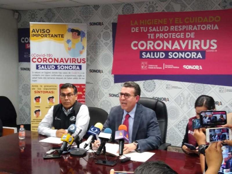 Portador de Coronavirus en Navojoa se encuentra en aislamiento domiciliario