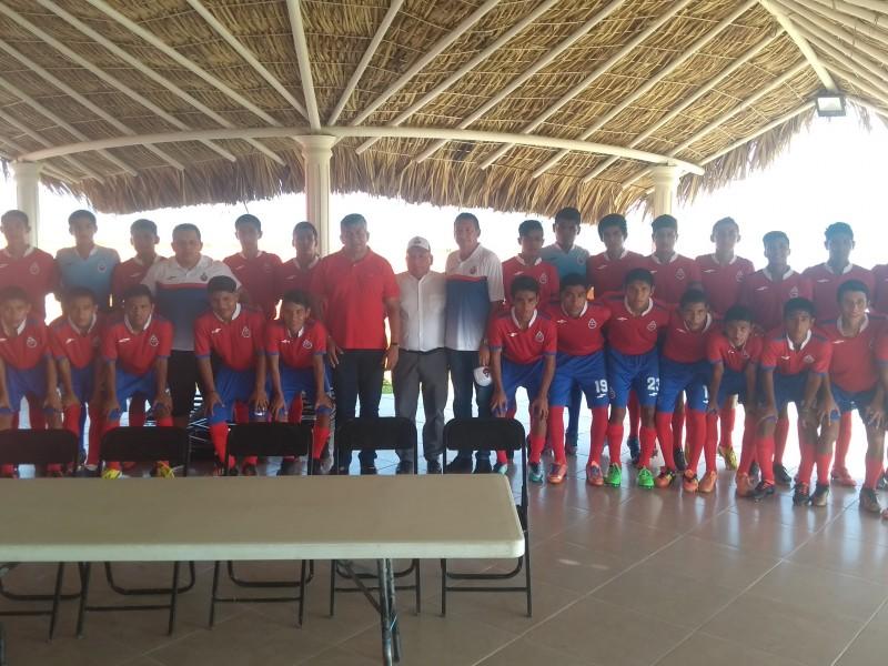 Porteños FC presenta cuerpo técnico y jugadores