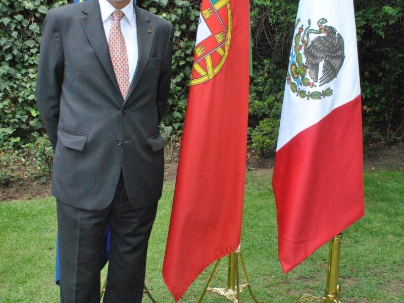 Portugal augura crecimiento económico a México