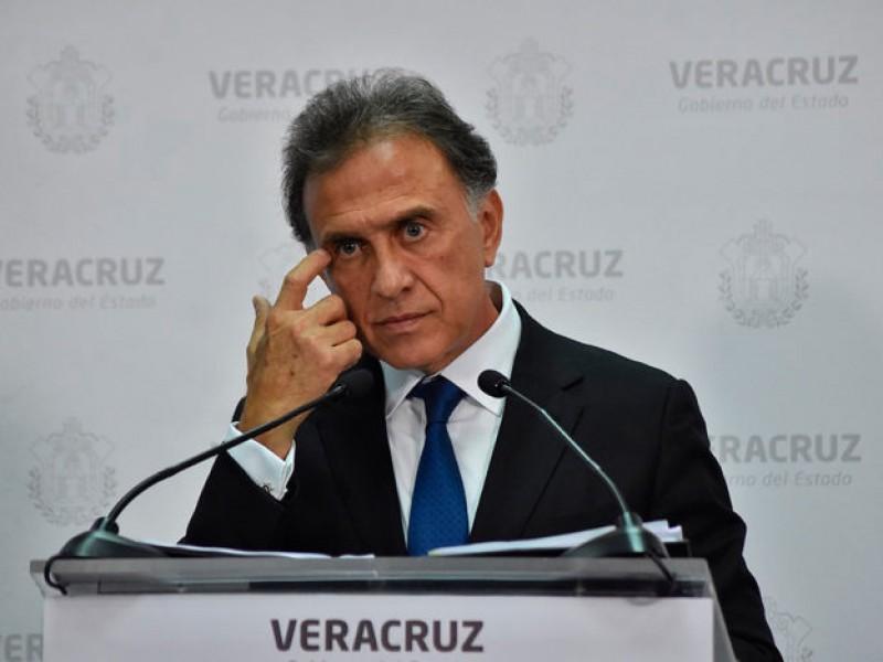 Posible auditoria al gobierno saliente de Veracruz