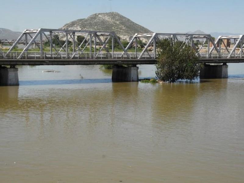 Posible avenida extraordinaria en el Río Nazas