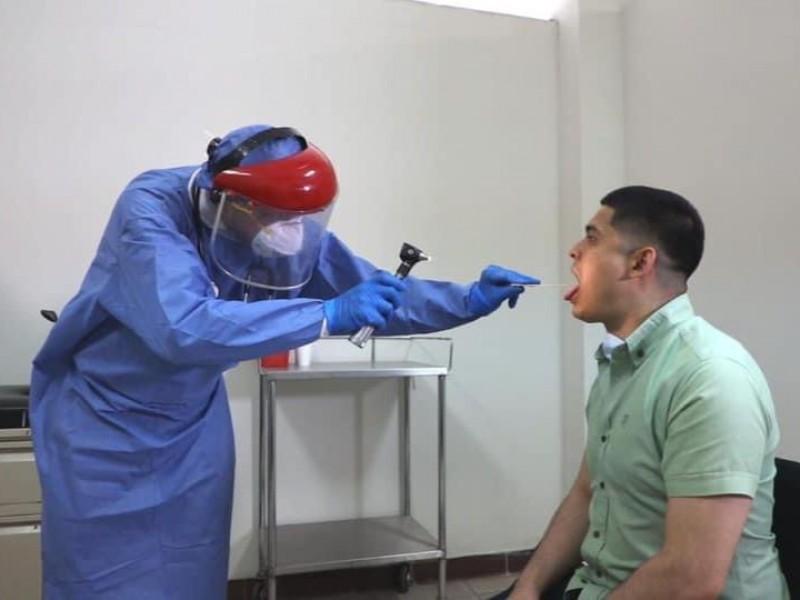 Posible cepa nueva dispara contagios de COVID-19 en