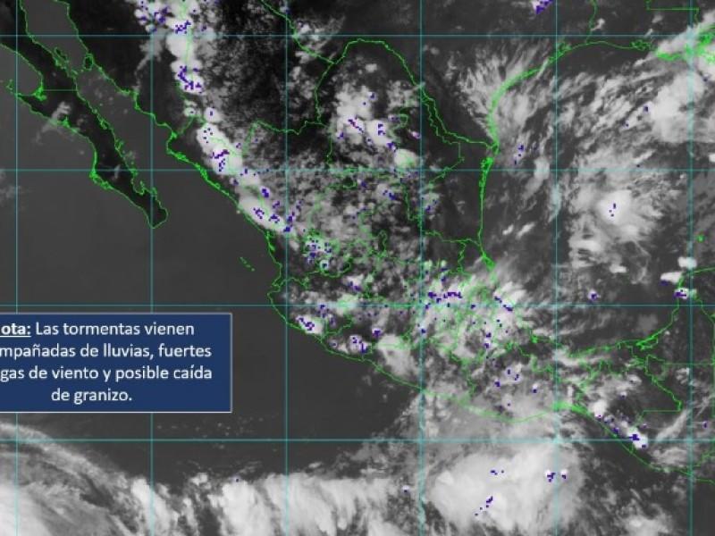 Posibles lluvias para la sierra de Sinaloa: SMN