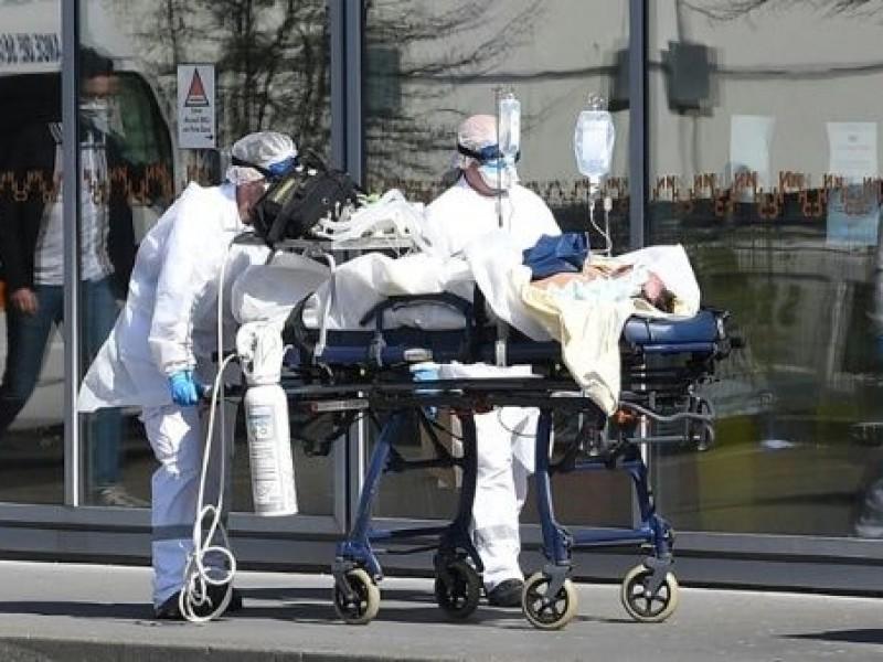 Positivos y muertos coronavirus en el mundo