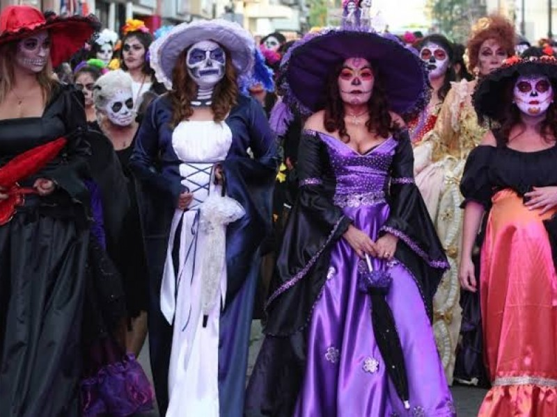 Posponen desfile y concurso de Catrinas en Veracruz