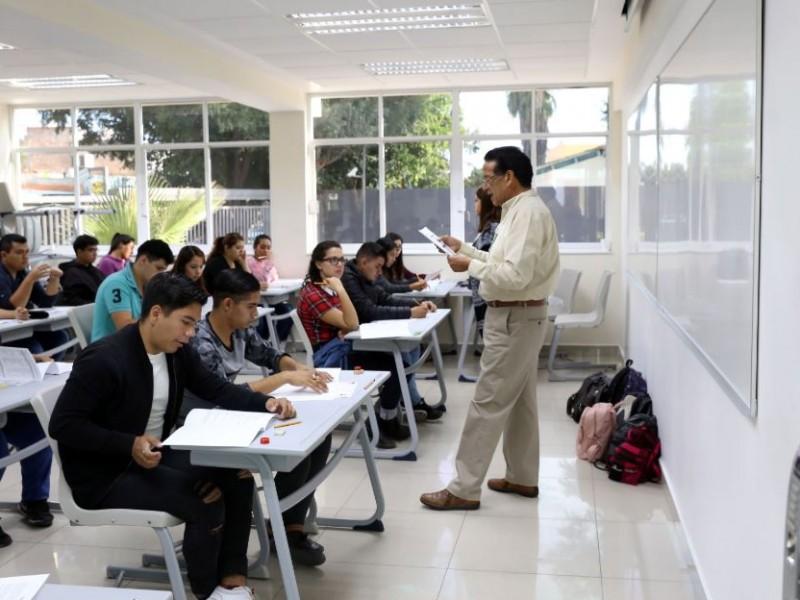 Posponen examen de admisión a bachillerato de Udeg
