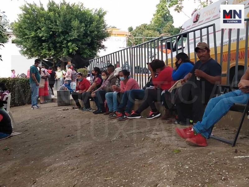 Poza Rica, al borde de su capacidad hospitalaria
