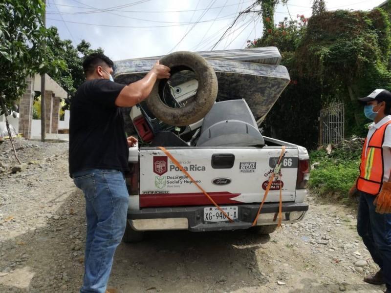 Poza Rica, con alta incidencia de Covid y Dengue