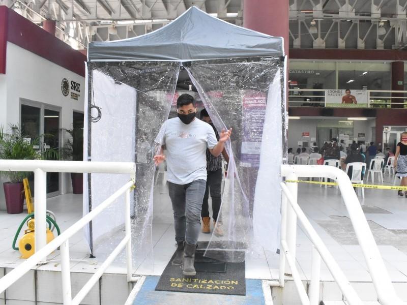 Poza Rica reporta un acumulado de 2 mil casos positivos