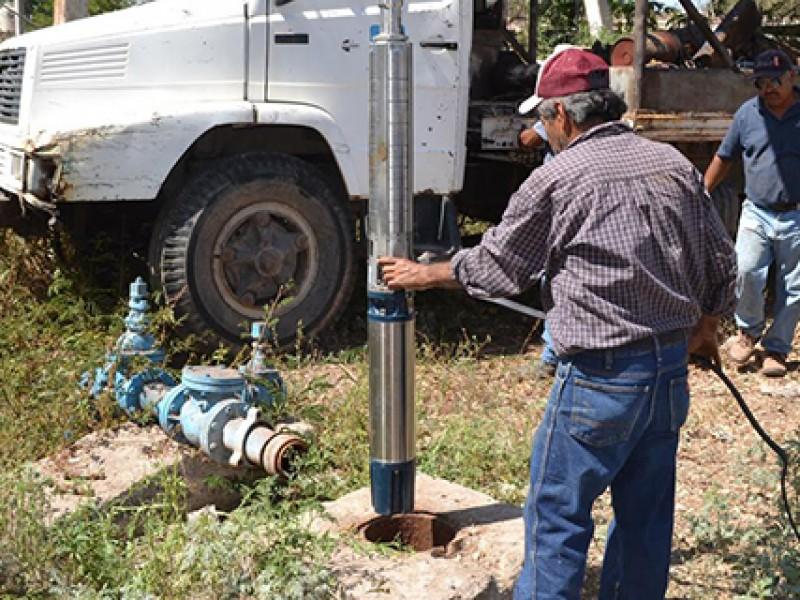 Pozos sin mantenimiento dejan sin agua a Navojoa cada verano