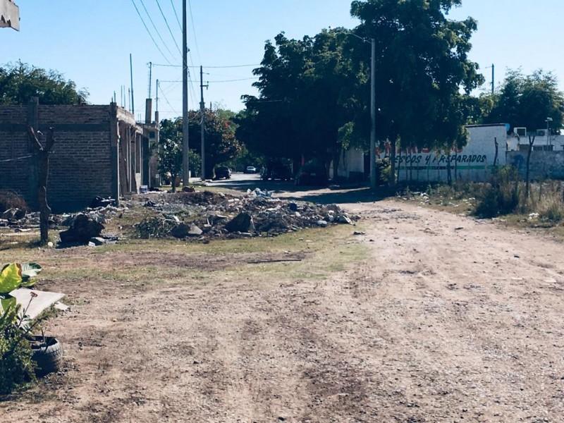 Prado bonito,sector de la ciudad en el olvido por autoridades