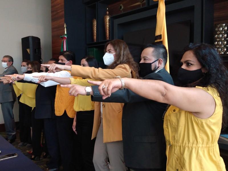 PRD apuesta por mujeres en Guanajuato para próximo proceso electoral