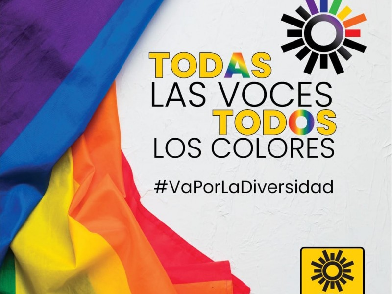 PRD presentó a sus candidatos y candidatas LGBT