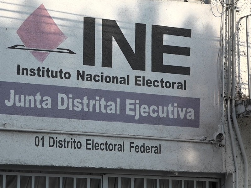 Precampañas electorales del 23 de diciembre al 8 de enero
