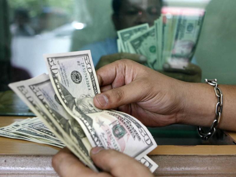 Precio del dólar hoy en bancos capitalinos