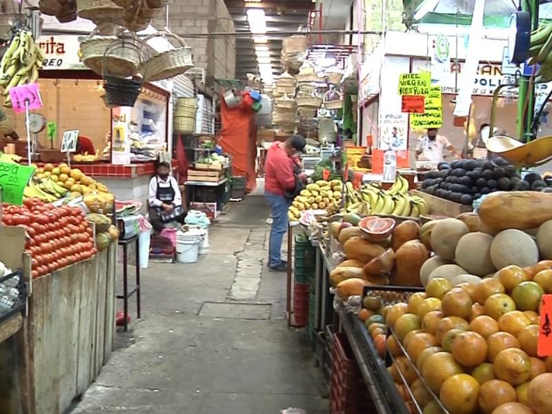 Precios a la alza en frutas y verduras