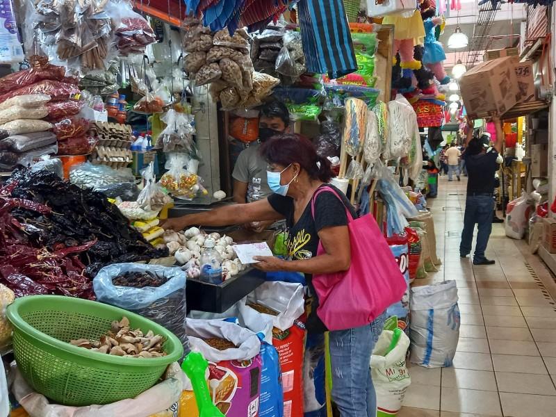 Precios en la canasta básica afectan a familias tuxpeñas