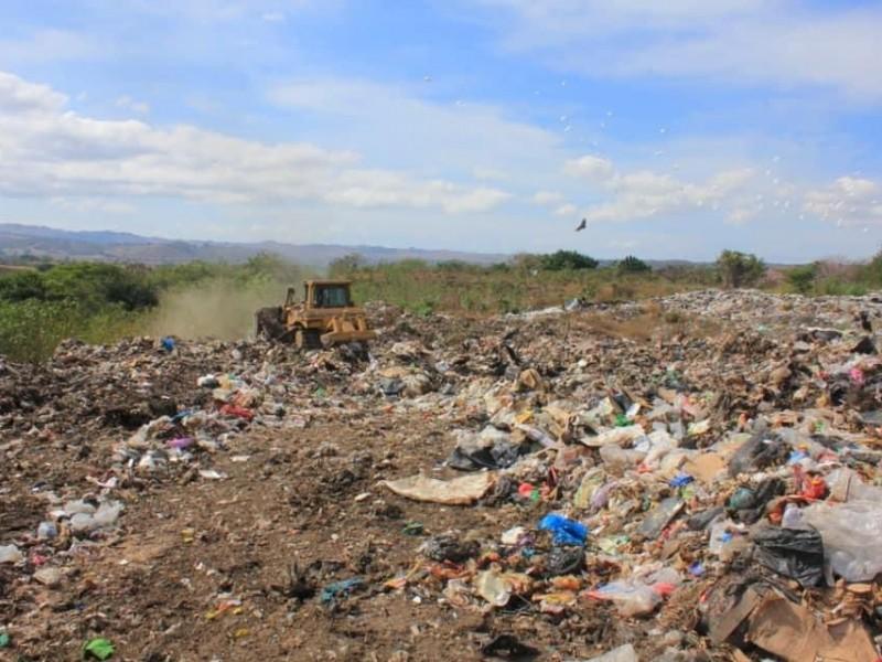 Predominan basureros a cielo abierto en Chiapas
